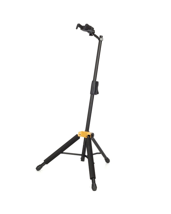 Hercules GS415BPLUS Plus Series Universal AutoGrip Guitar Stand with Foldable Yoke