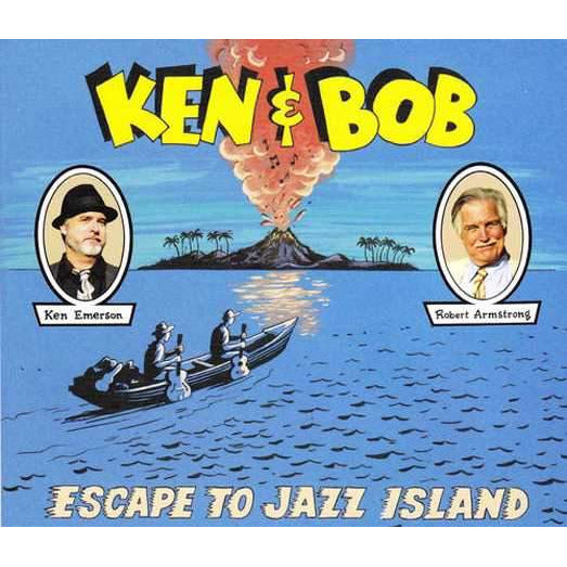 Ken & Bob: Escape to Jazz Island