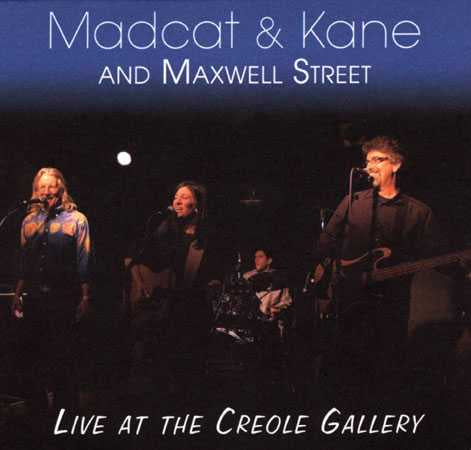 Live at the Creole Gallery