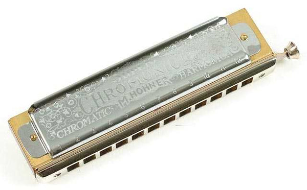 Hohner 270 Super Chromonica Chromatic Harmonica, Key of D
