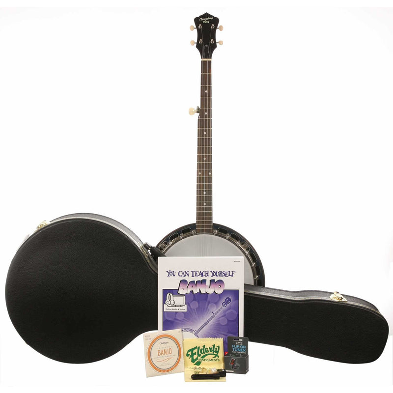 * Elderly Instruments Bluegrass Banjo Outfit