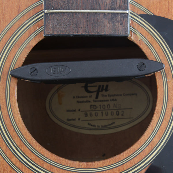 "Mi-Si ""Magpie Air"" Soundhole Pickup"