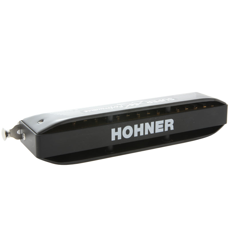 Hohner M758601 Super 64X Performance Chromatic Harmonica