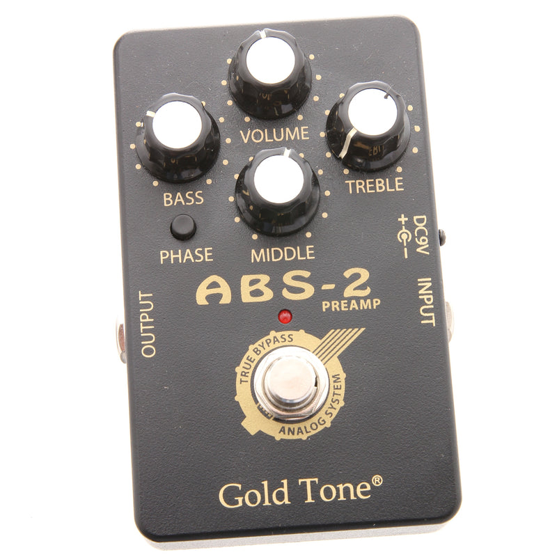 Gold Tone ABS Mic System for Banjo or Resophonic Guitar