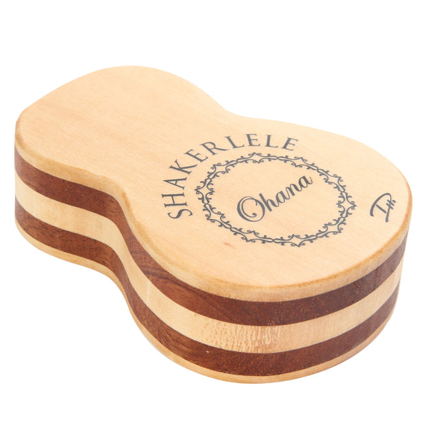 Ohana Shakerlele (Designed by Daniel Ho), Spruce and Mahogany