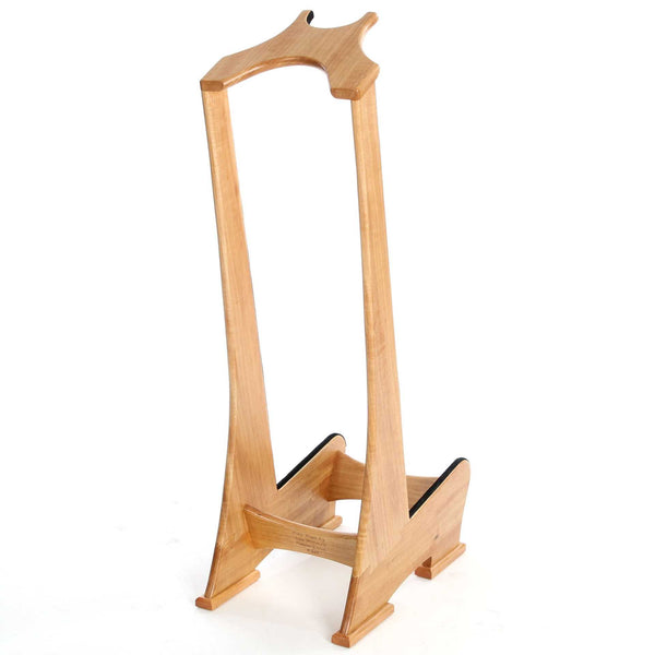 Lee Murdock Studio Guitar Stand, Figured Anigre