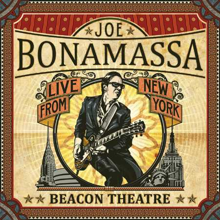 Joe Bonamassa - Beacon Theatre - Live From New York