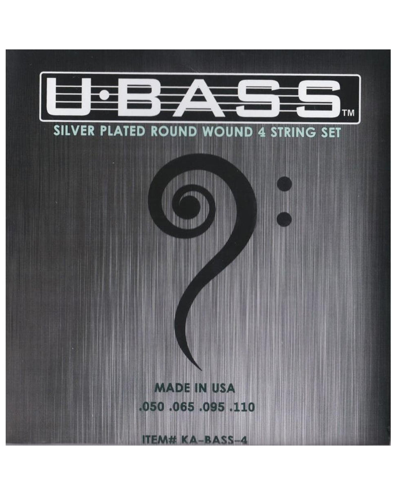 Kala Ka-BASS-4 Metal Roundwound U-Bass String Set