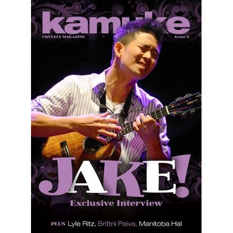 Kamuke Ukulele Magazine - Issue 8