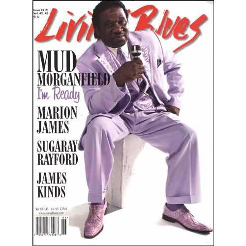 Living Blues June 2012 - Issue #219, Vol. 43 #3