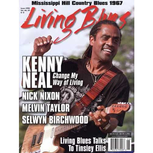 Living Blues June 2013 - Issue #225, Vol. 44 #3