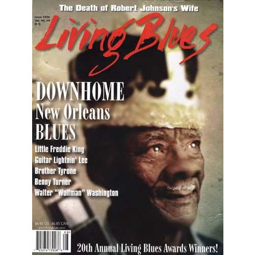 Living Blues August 2013 - Issue #226, Vol. 44 #4