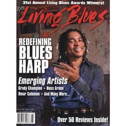 Living Blues August 2014 - Issue #232, Vol. 45 #4