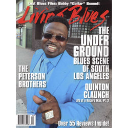 Living Blues December 2015 - Issue #240, Vol. 46 #6