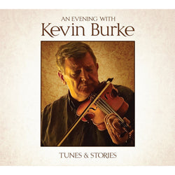 An Evening with Kevin Burke: Tunes & Stories