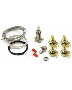Les Paul Upgraded Wiring Kit (Long Shaft Pots)