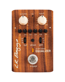 L.R. Baggs Align Series Equalizer Acoustic Guitar Pedal