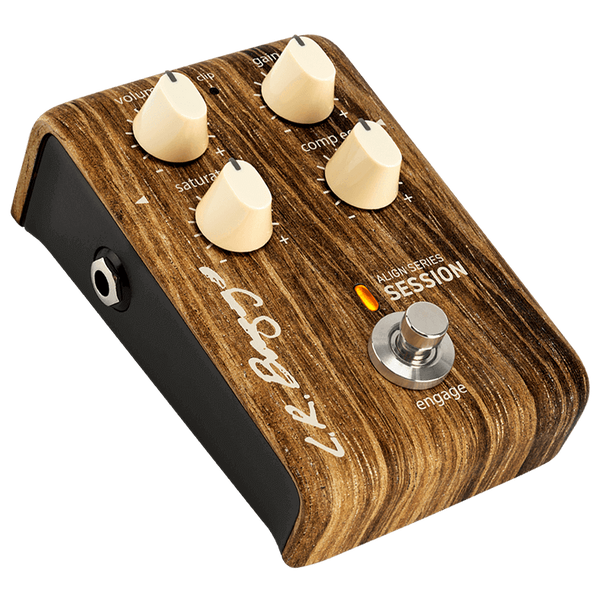 L.R. Baggs Align Series Session Acoustic Guitar Pedal