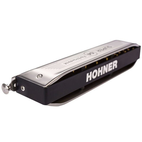 Hohner M758501 Super 64 Performance Chromatic Harmonica