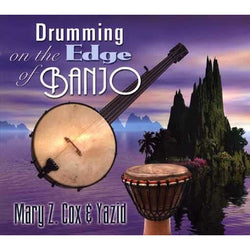 Drumming On the Edge of Banjo