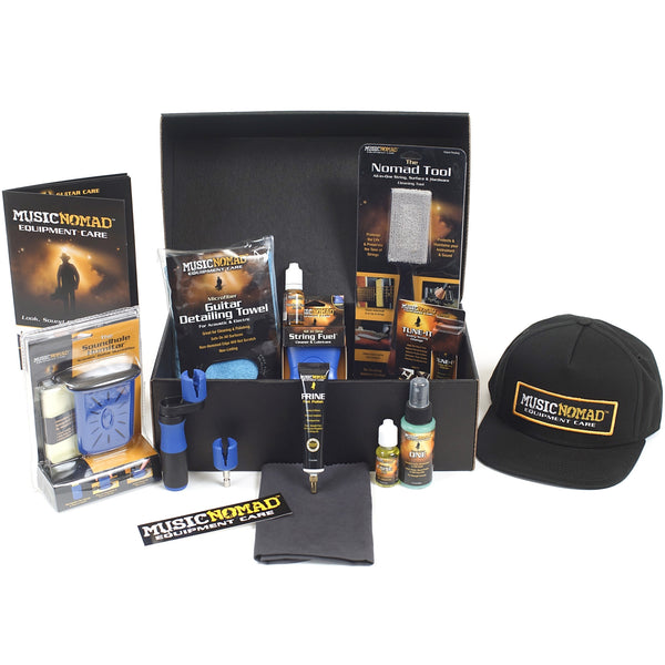 Musicnomad Dream Guitar Care Pack