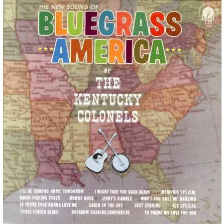 The New Sound of Bluegrass America