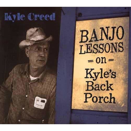 Banjo Lessons On Kyle's Back Porch
