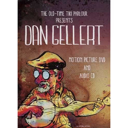 DVD - Old-Time Tiki Parlour Presents Dan Gellert
