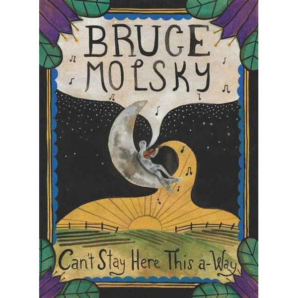DVD - Bruce Molsky: Can't Stay Here This A-Way