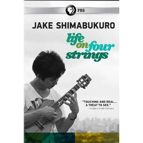 DVD - Jake Shimabukuro: Life On Four Strings