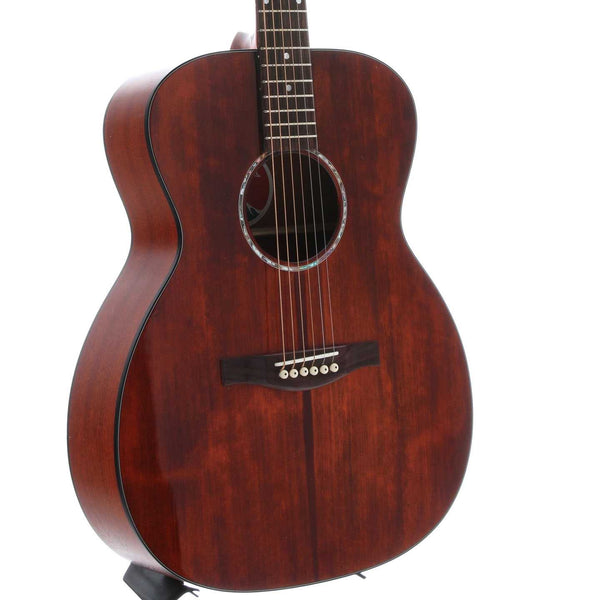 "Eastman PCH1-Om ""Pacific Coast Highway"" Acoustic Guitar, Classic Stained Finish"