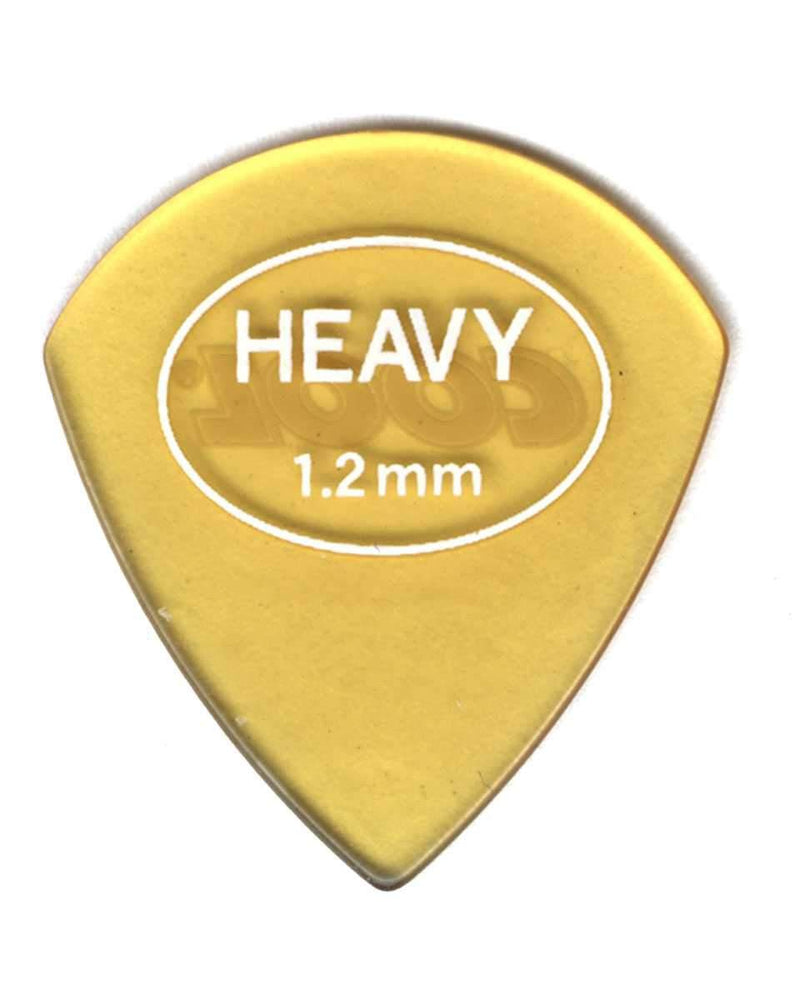 "Cool Picks ""Beta-Carbonate"" Heavy Jazz Pick 1.20 MM Thick"