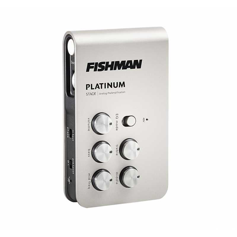 Fishman Platinum Stage Eq