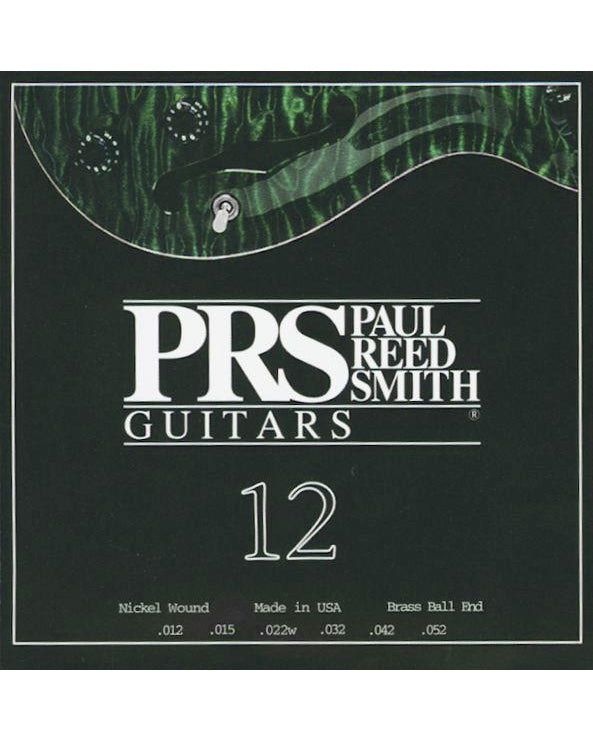 PRS (.012-.052) Nickel Roundwound Electric Guitar Strings