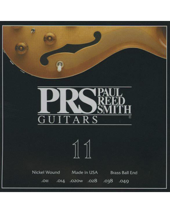 PRS (.011-.049) Nickel Roundwound Electric Guitar Strings