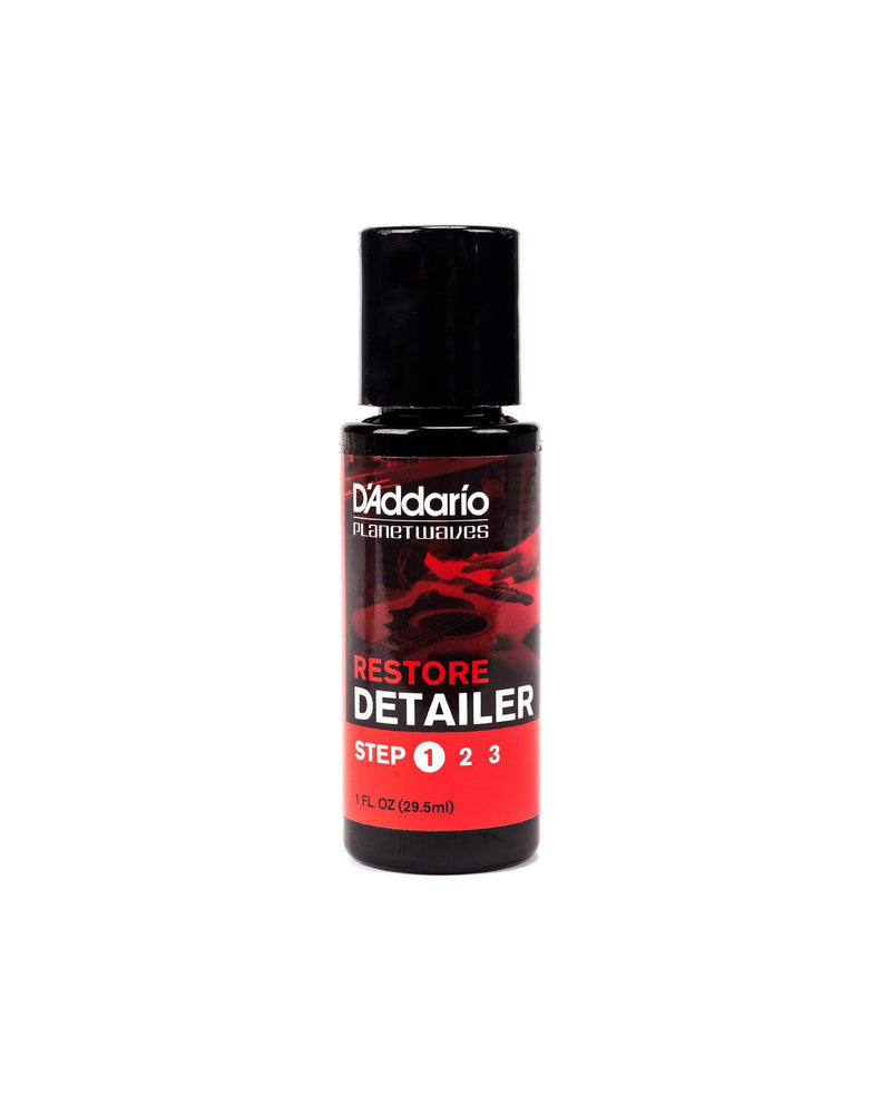 "D'Addario Planet Waves ""Restore"" Deep-Cleaning Cream Polish, 1 Ounce Bottle"