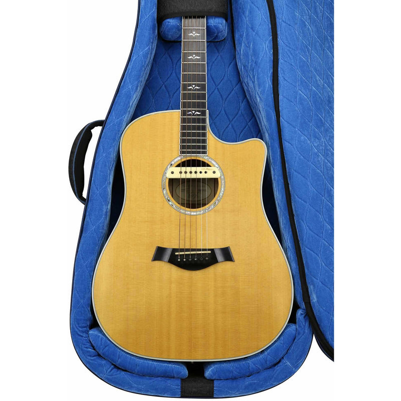 "Reunion Blues ""Continental Voyager"" Dreadnought Acoustic Guitar Gigbag"