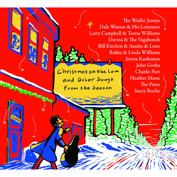 Christmas On the Lam-And Other Songs From the Season