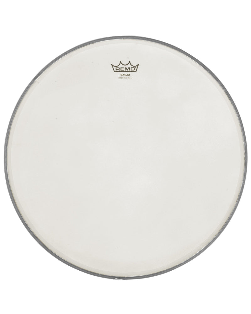 Remo Cloudy Banjo Head, 11 Inch Diameter, Medium Crown (7/16 Inch)
