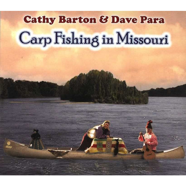 Carp Fishing in Missouri