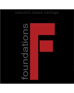 SIT FS45105L Foundations Stainless Steel Electric Bass Strings, Medium-Light Gauge, Long Scale