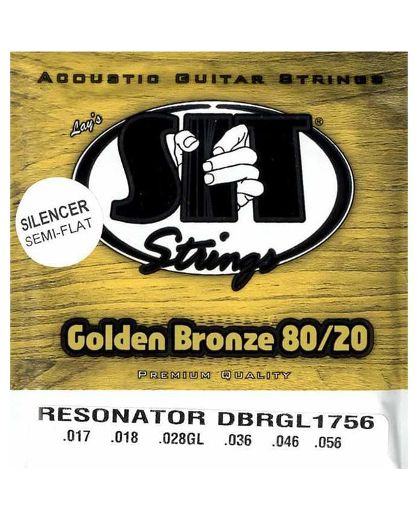 SIT DBRGL1756 Resonator Guitar Set