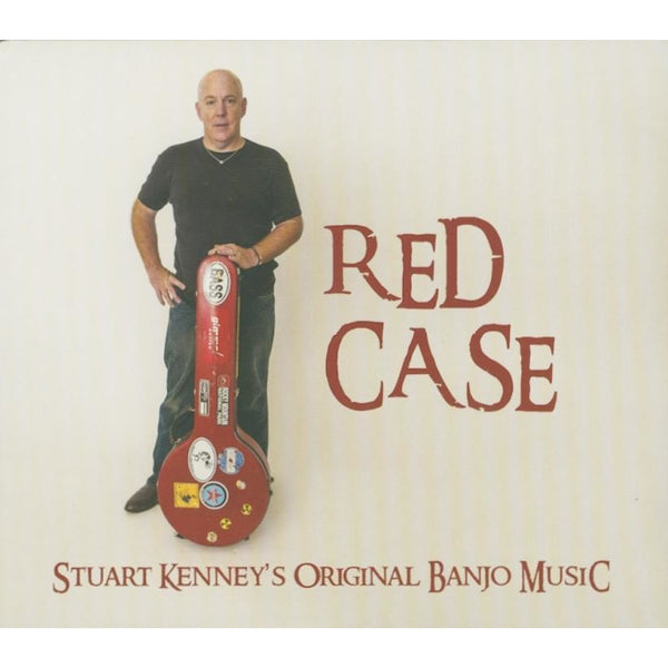 Stuart Kenney's Original Banjo Music - Red Case