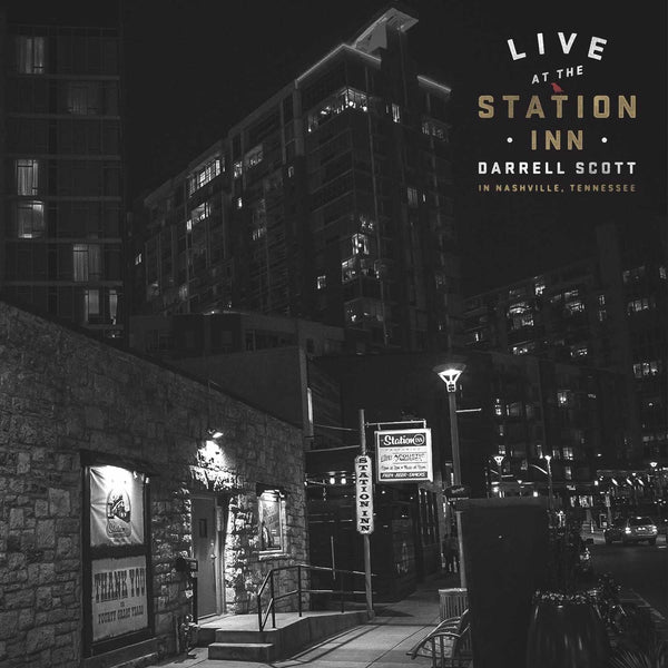 Darrell Scott - Live at the Station Inn