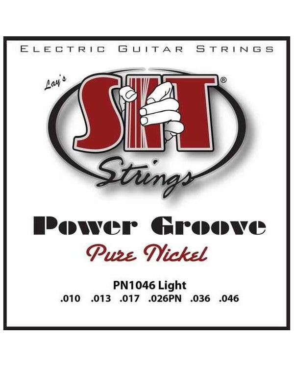 SIT PN1046 Power Groove Electric Guitar Set