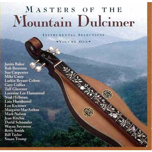Masters of the Mountain Dulcimer Vol. 1