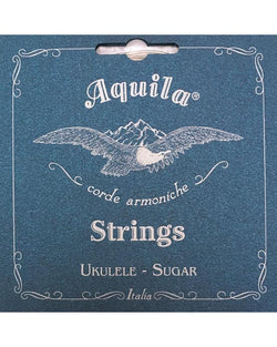 "Aquila 154U ""Sugar"" Tenor Ukulele Strings, High G Tuning"