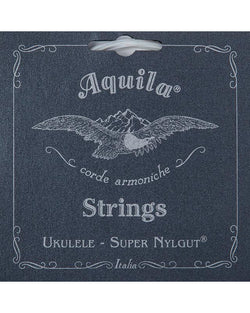 Aquila 107U Tenor Ukulele String Set (Low G Tuning), Super Nylgut