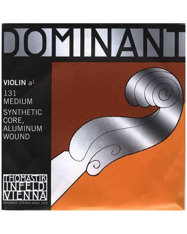 Thomastik Dominant 131 Medium Violin A Single String