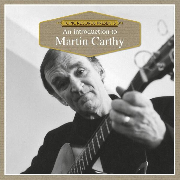 An Introduction to Martin Carthy